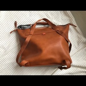 90446d60c8d8f pacapod Bags | Saunton Diaper Bag Backpack In Tan | Poshmark